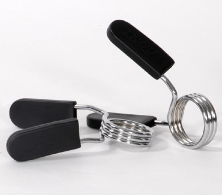 Picture of 2 EZ-on Spring Collar with Rubber Grip