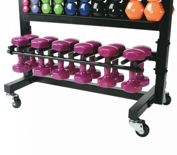 Picture of Aerobic Pac - Accessory Rack