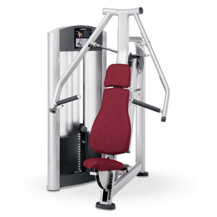 Picture of Life Fitness Signature Series Chest Press-CS