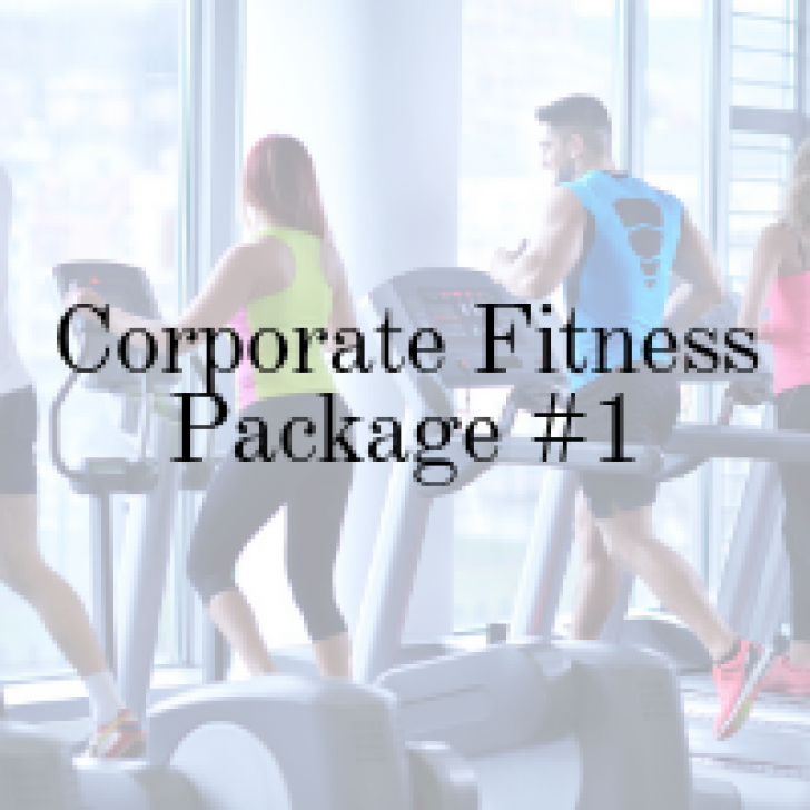 Corporate Office Used Gym Package