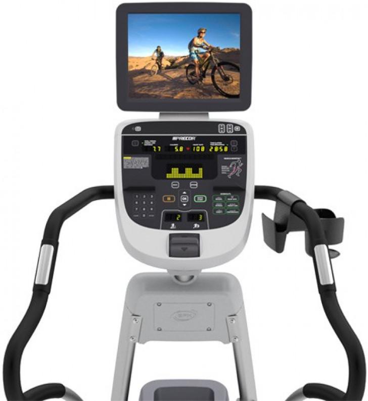 Picture of Precor EFX 833 Elliptical Fitness Crosstrainer - CS