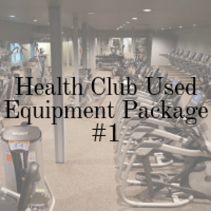 Picture of Health Club Used Equipment Package -1