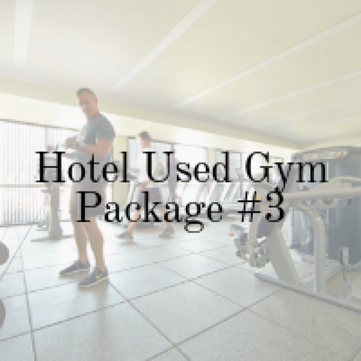 Picture of Hotel Used Gym Package - 3