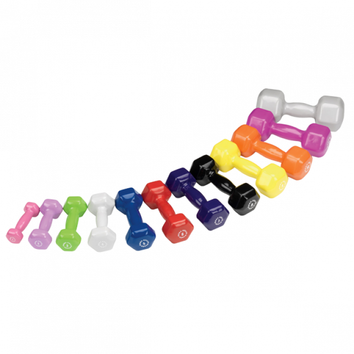 Picture of Vinyl Dumbbells