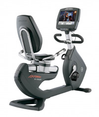 Life Fitness 95R Engage Lifecycle Exercise Bike- CS