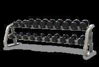 Matrix G3 2 Tier Dumbbell Rack - CS