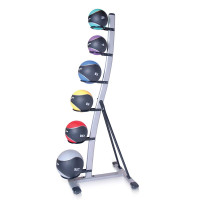 Cap Medicine Ball Rack with Balls -CS