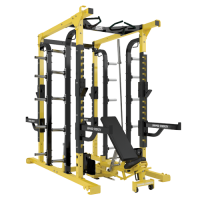 Hammer Strength Combo Rack-U