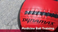 Medicine Ball Training for Cycling