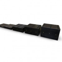 Foam Plyo Boxes - 5 Box Set
