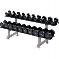 Hammer Strength Dumbbell Rack 2 Tier - CS