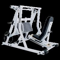 Hammer Strength Seated Leg Press- CS