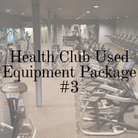 Health Club Used Equipment Package - 3