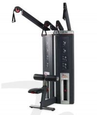 Genesis DS Lat Pulldown/High Row - F502