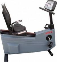 Life Fitness 9500HR Recumbent-CS