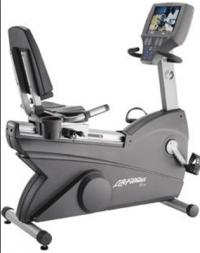 Life Fitness 95Re Recumbent Bike - RM