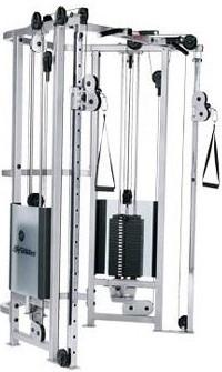 Life Fitness Dual Adjustable Pulley-CS