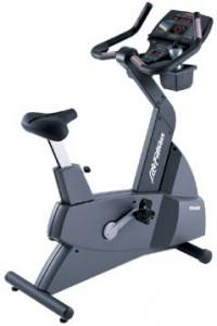 Life Fitness 9500HR Upright - CS