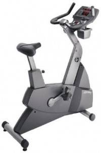 Life Fitness 95ci Upright Bike - CS