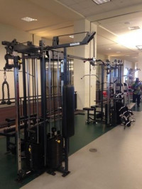 Magnum Fitness 6 Stack Multi-Gym- CS