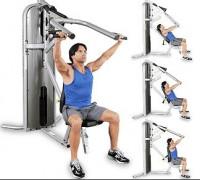 Life Fitness Fit Series Multi Press - CS