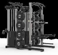 FreeMotion Pro Functional Half Rack