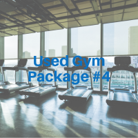 Used Gym Package - 4