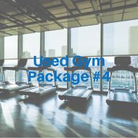 Used Gym Package - 4