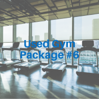Used Gym Package - 6