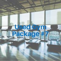Used Gym Package - 7