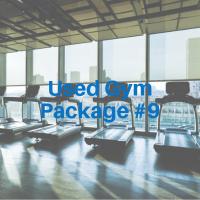 Used Gym Package - 9
