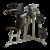 Body Solid Shoulder Press LVSP