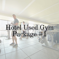 Pre-Owned Hotel Gym Packages