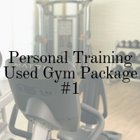 Pre-Owned Personal Trainer Packages
